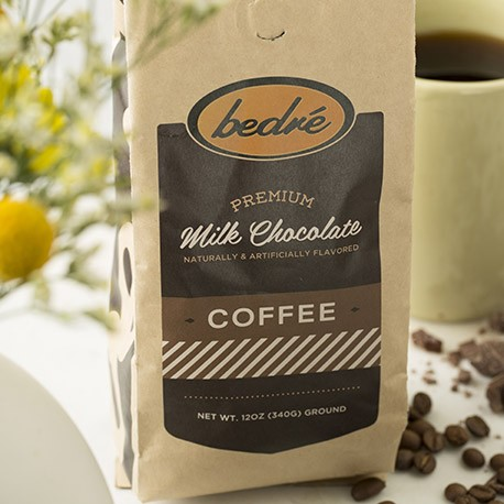 Premium Milk Chocolate Coffee
